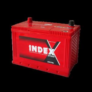แบตเตอรี่รถยนต์ INDEX EX175L