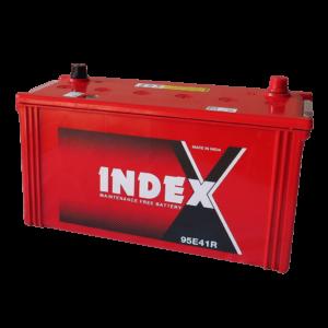 แบตเตอรี่รถยนต์ INDEX 95E41R