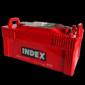 แบตเตอรี่รถยนต์ INDEX MF200